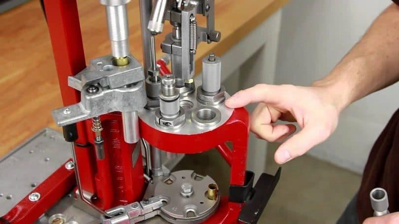 Hornady press