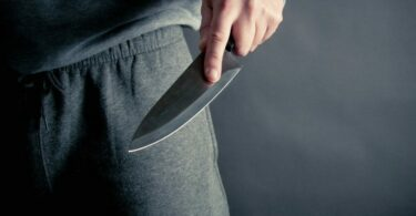 Knife tips for safety