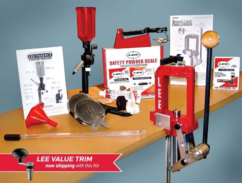 Lee Precision 50th anniversary Reloading Press