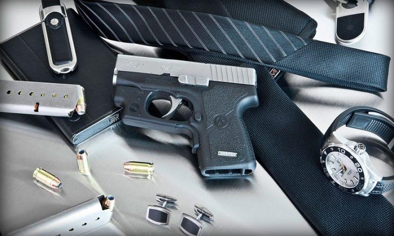 Mini gun at home