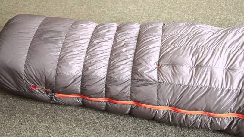 Nemo Equipment – Sonic Down sleeping bag