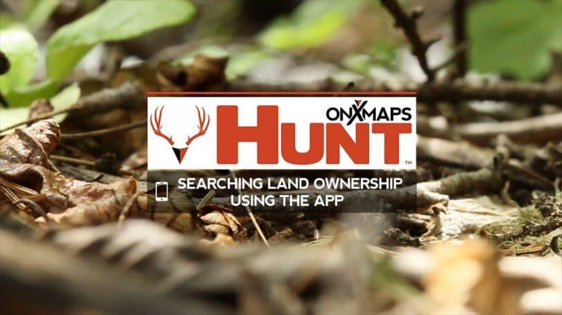 OnXMaps' hunt