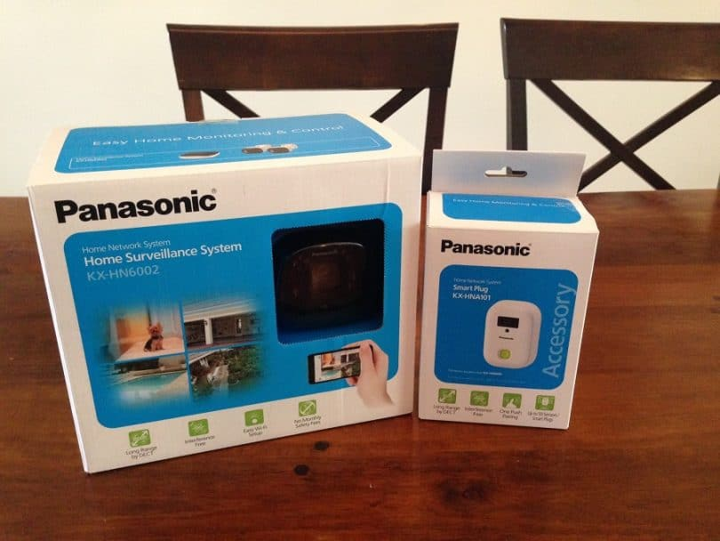 Panasonic DIY Home Security