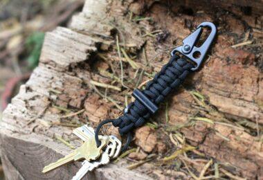 Paracord Keychain DIY