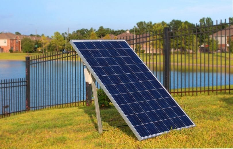 Plug-in Solar Power Kit- 235 Watt Solar Panel with Enphase Micro Grid Tie Inverter