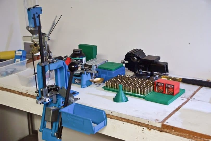 Reloading ammo tools
