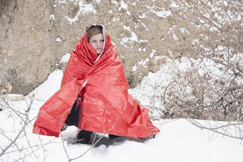 StanSport Sportsman's Polarshield Emergency Blanket