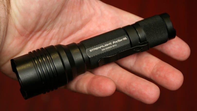 Streamlight ProTac LED Flashlight