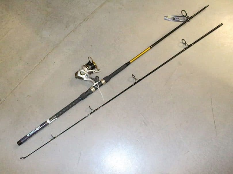 The Okuma Safina Pro Spinning Combo