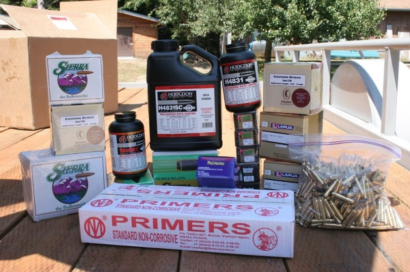 Things you need for reloading