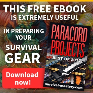 Free eBook About Paracord Projects