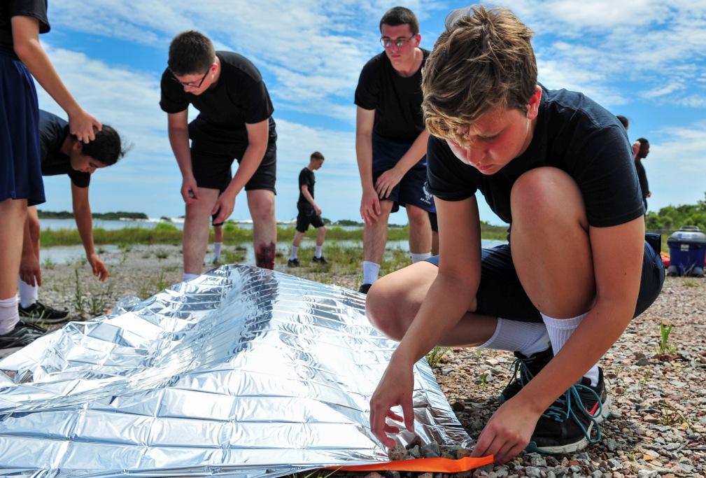 Stansport Sportsmans Polarshield Emergency Blanket Safety & Security