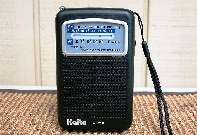 Best Weather Radio: Receive Weather Alerts at Anytime, Anywhere