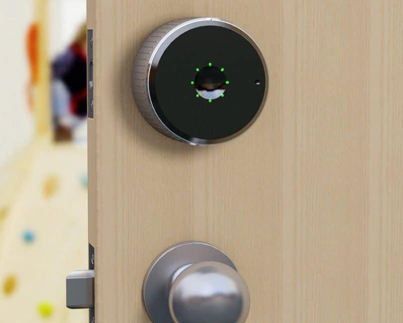 Danalock Bluetooth Z-Wave Smart Lock