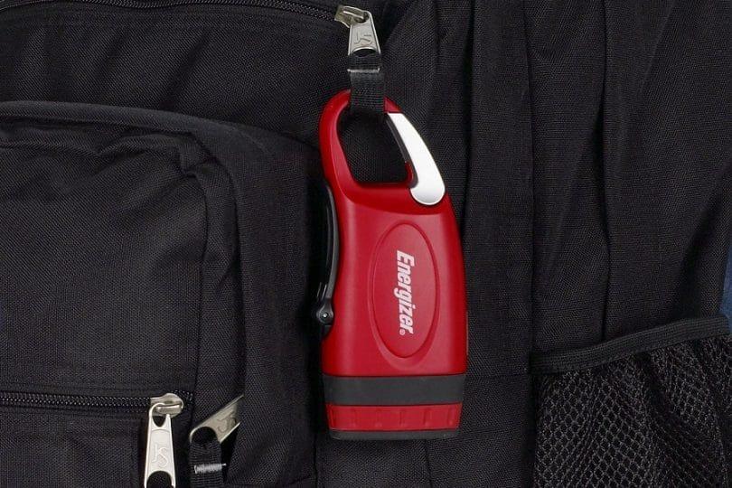 Energizer Weatheready rechargeable flashlight