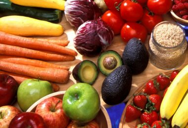 High Calorie Vegetables