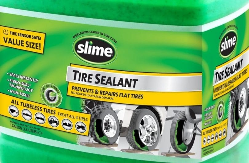 Slime 10009 Tubeless Tire Sealant