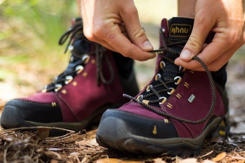 Ahnu Montara Hiking Boots