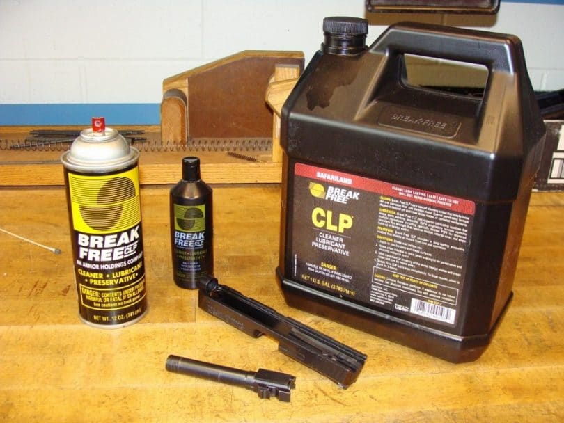Break-Free CLP-4 Cleaner Lubricant Preservative
