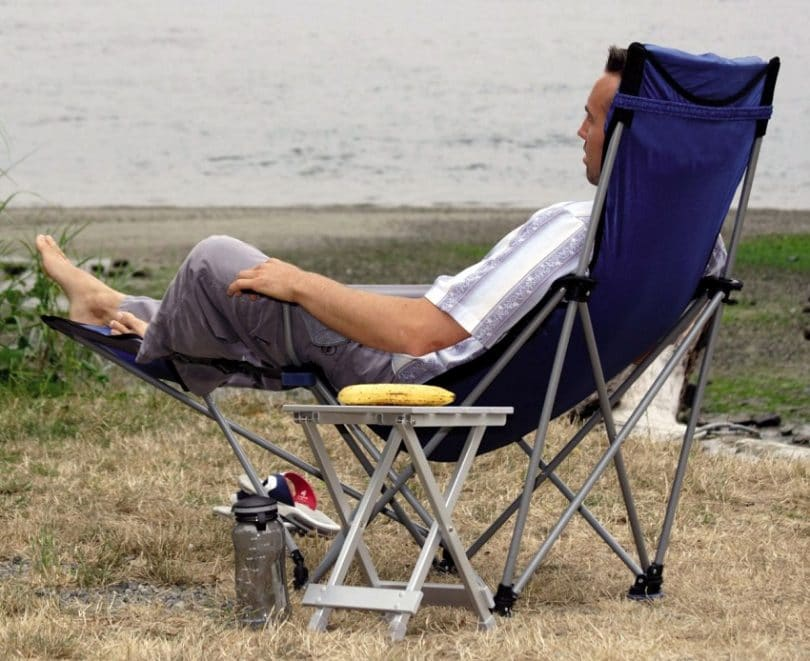 Best Camping Chair How To Get Total Comfort While Camping