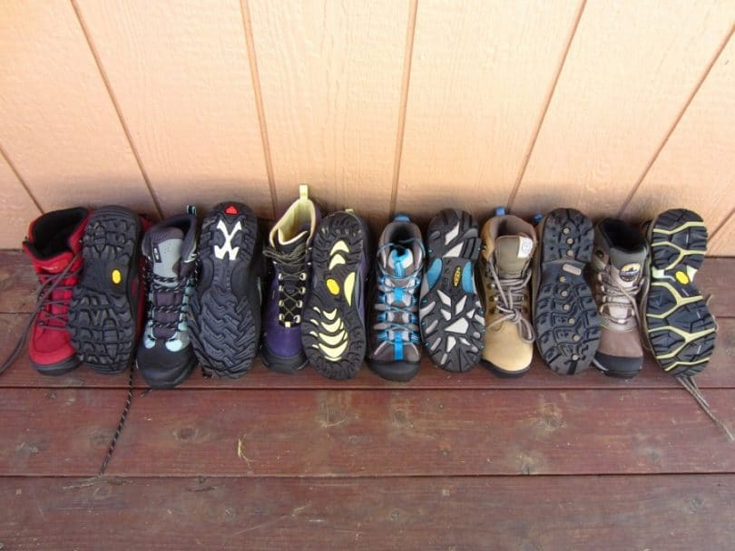 Choose your hiking boot