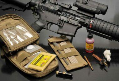 Cleaning gun kit