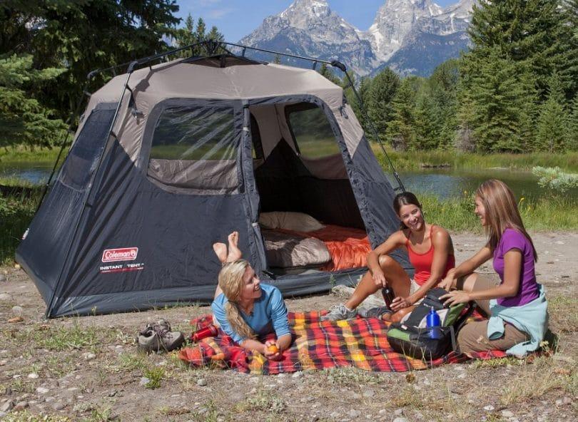 Coleman Instant Tent 6