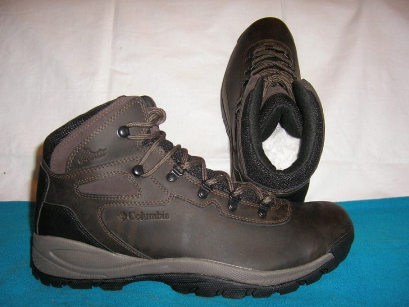 Columbia Newton Ridge Boots