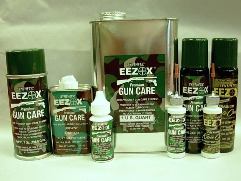 Eezox Premium Synthetic Gun Care