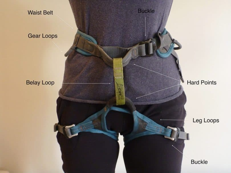 Harness-Front side