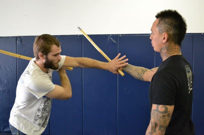 Learning Kali or Eskrima