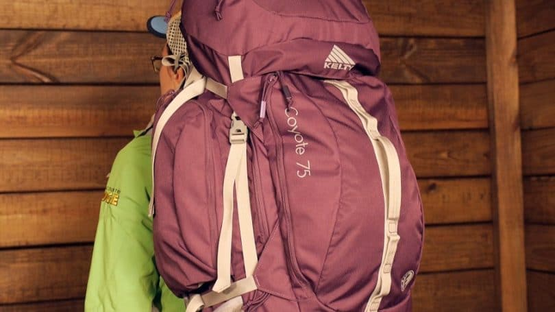 Kelty Women's Coyote 75 Internal Frame Backpack