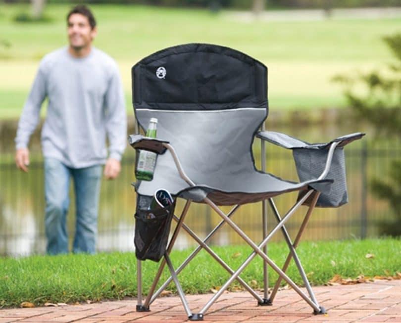 The Coleman Quad Chair