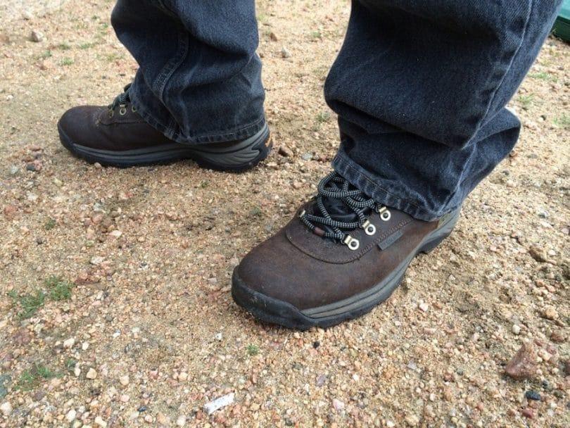 Timberland White Ledge Men's Waterproof Hiking Boots
