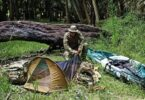 Bug out kayaks tent