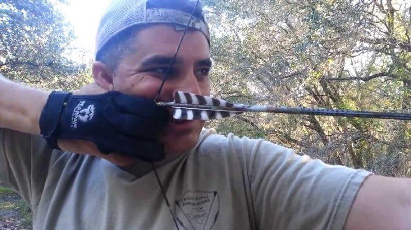 Anchoring bow
