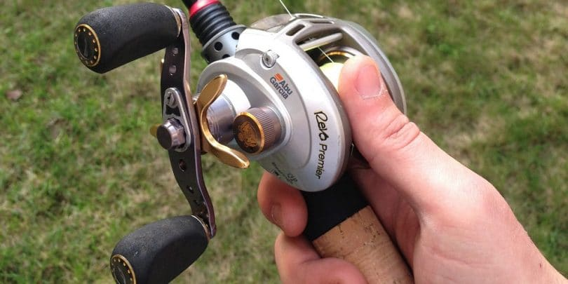 Best Baitcasting Reel in the hand