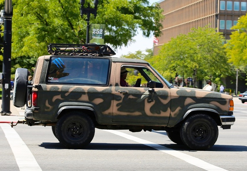 Bug Out Vehicle M1009 : Best bug out vehicles how to survive on the run