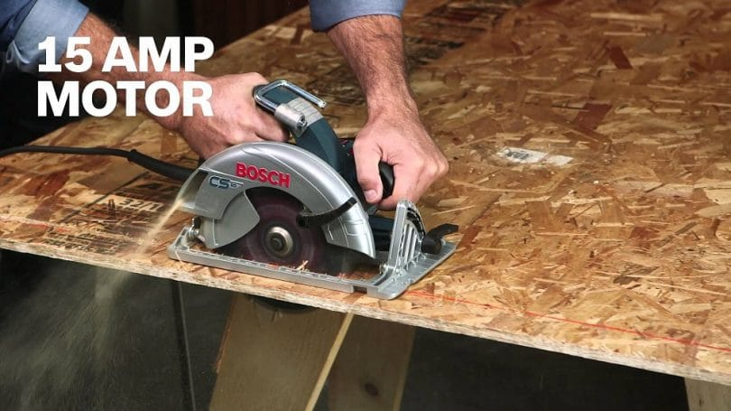 Bosch 15 Amp 7-0.25 in. Circular Saw