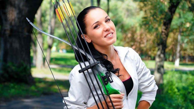 Bow and arrow equipment