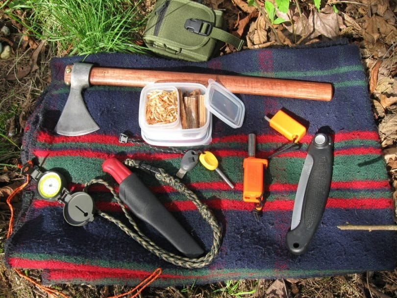 Bushcraft_tools outdoor