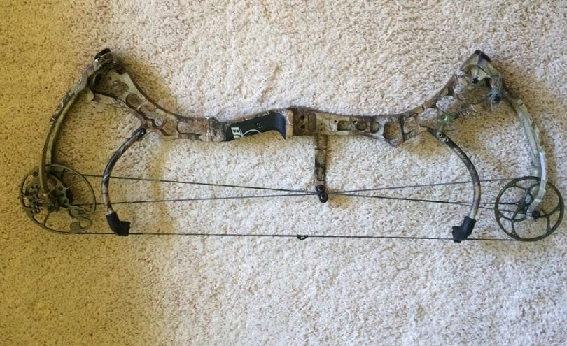 Camouflage Camo Archery Compound Bow