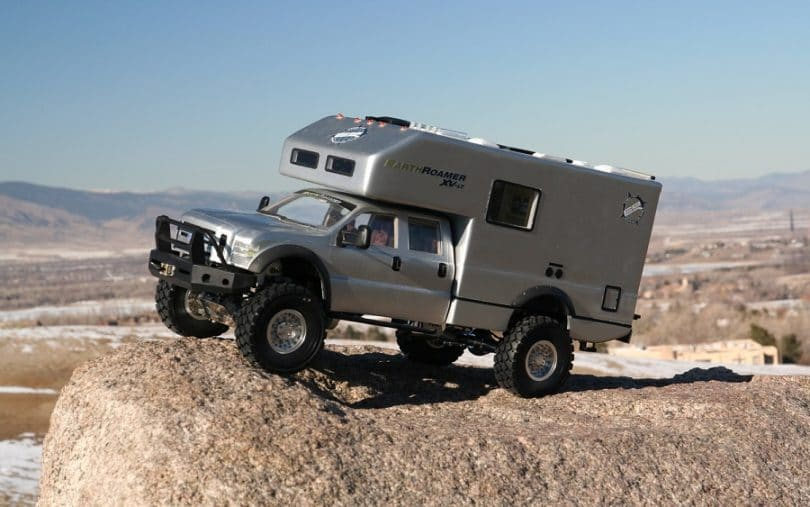 Earth Roamer XV-LT