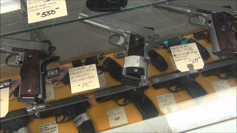 Gun prices
