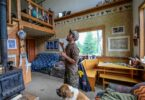 Living Off The Grid in Alaska