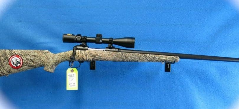 Savage Arms Model 11 Trophy Predator Hunter XP Mossy Oak Brush