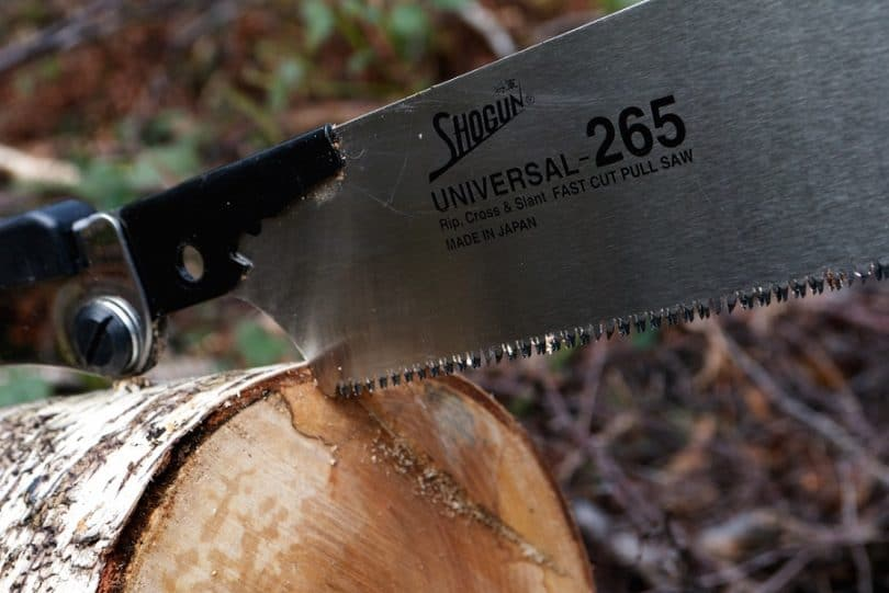 Workshop Heaven.Shogun 265mm Universal Folding Kataba Saw