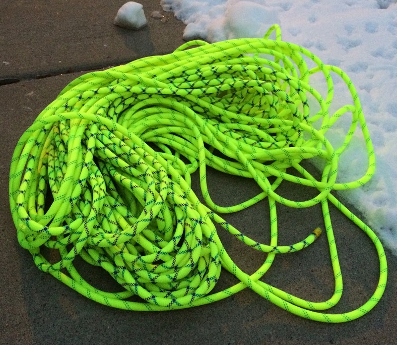 Sterling Rope Evolution Velocity Climbing Rope