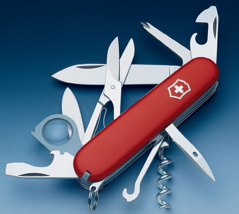 Swiss Knife Chief