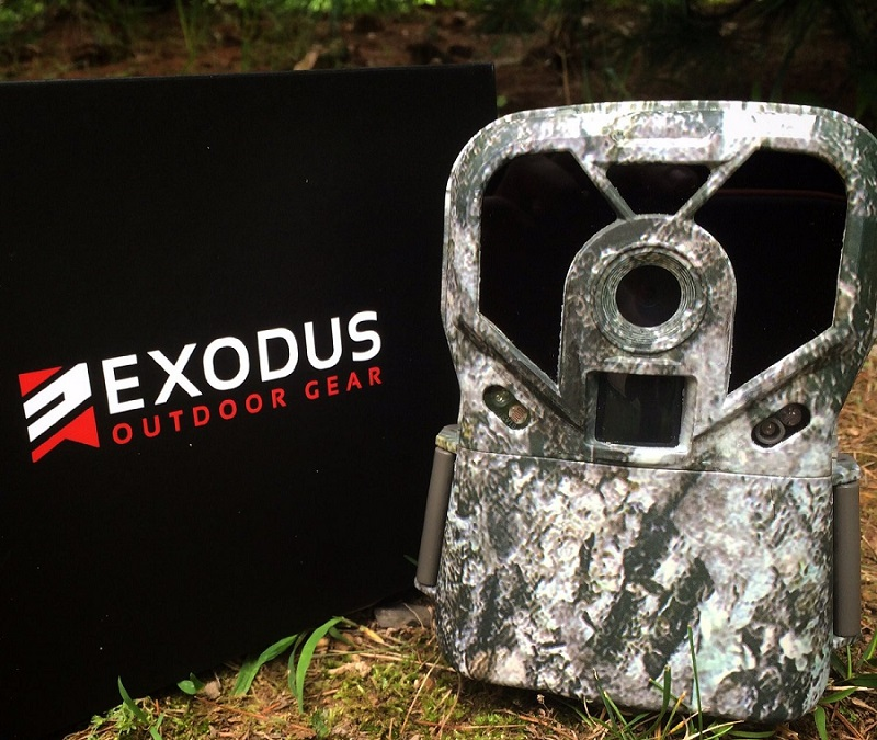 The Exodus Lift - 12mp Trail Cam with a 5 Year Warranty